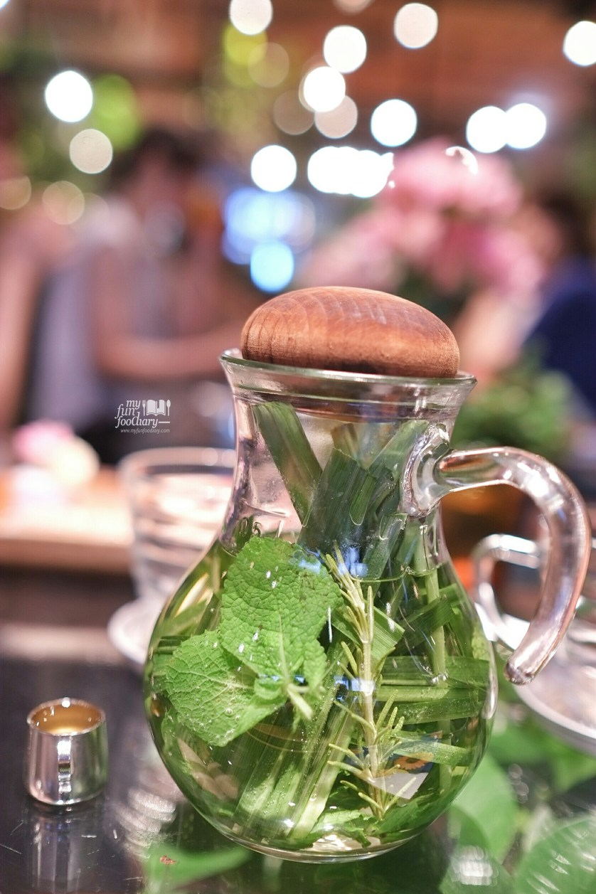 Refresh Blend at Aoyama Flower Market in Tokyo Japan by Myfunfoodiary