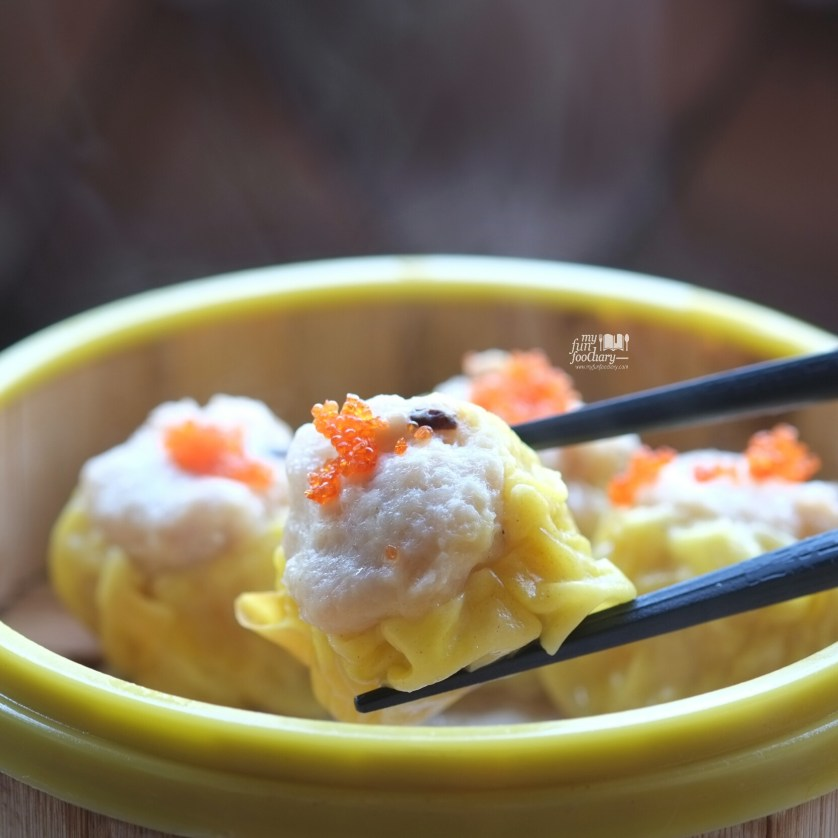 Tim Siew Mai at 48 Signature Restaurant PIK by Myfunfoodiary 02