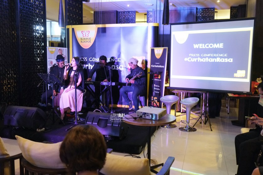 Hiburan Musik at Koepoe Koepoe by Myfunfoodiary