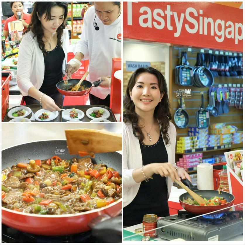 Mullie at Tasty Singapore Event by Myfunfoodiary