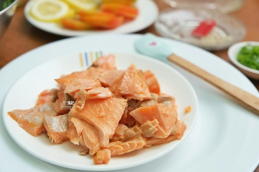 Pan Seared Salmon by Myfunfoodiary