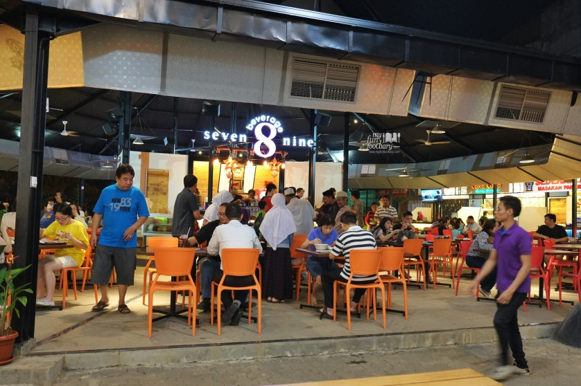 Suasana Seven 8 Nine Food Centre Kedoya by Myfunfoodiary 03