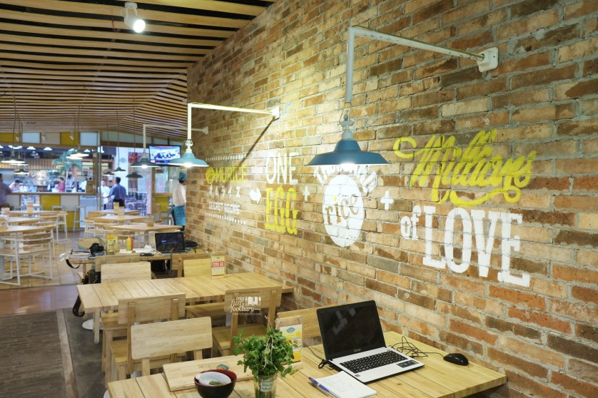 Ambiance Sunny Side Up Summarecon Mal Serpong by Myfunfoodiary