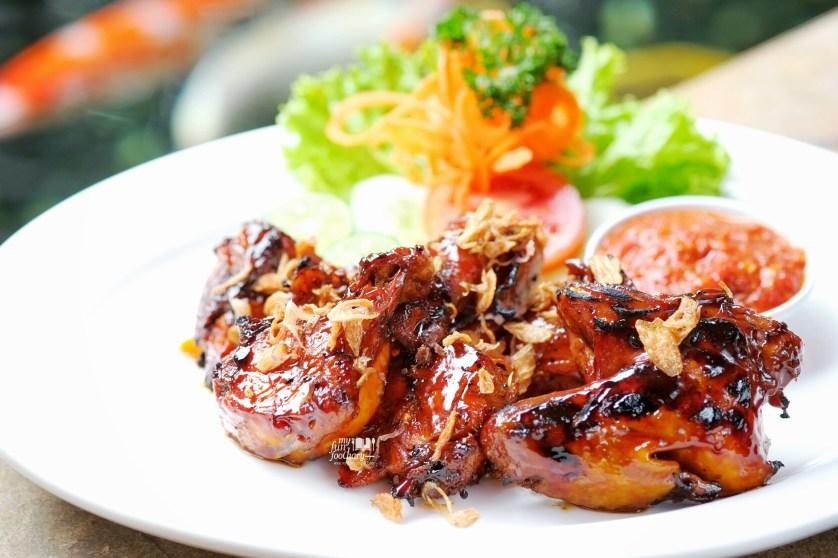 Ayam Bekakak at Rempah Wangi Restaurant by Myfunfoodiary 01