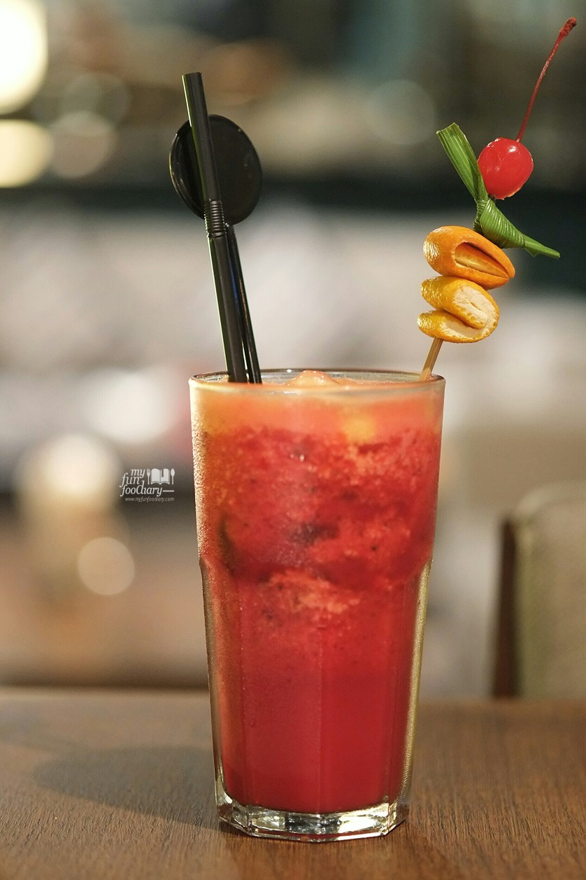 Doctor Red Juice at Commune Bistro & Grill by Myfunfoodiary