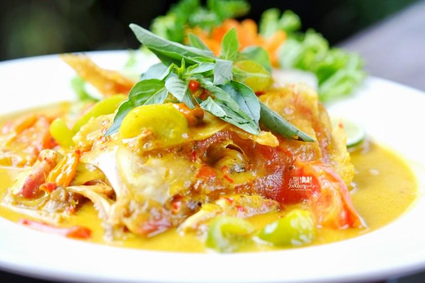 Gulai Kepala Kakap at Rempah Wangi Restaurant by Myfunfoodiary-