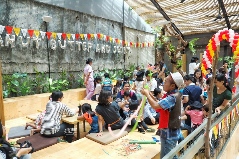 Kids Activities at Three Buns by Myfunfoodiary