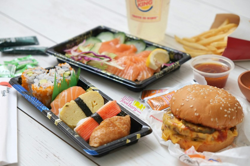 Makanan Tiba Cepat via foodpanda by Myfunfoodiary