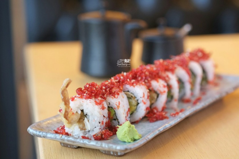 Spider Roll at Ebisuya Restaurant by Myfunfoodiary 01
