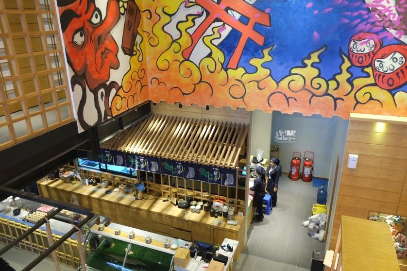 Suasana Ebisuya Restaurant by Myfunfoodiary 04