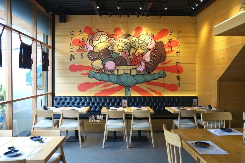 Suasana Ebisuya Restaurant by Myfunfoodiary