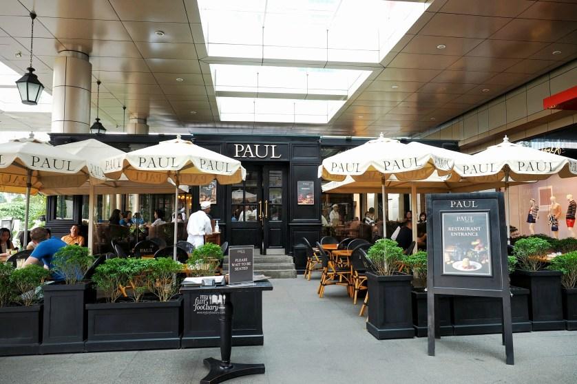 Tampak Depan Paul French Bakery Jakarta by Myfunfoodiary-