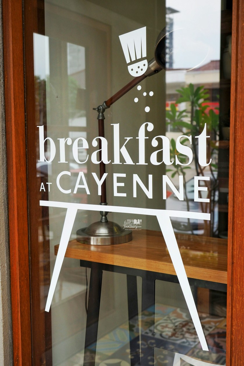 Breakfast at Cayenne by Myfunfoodiary