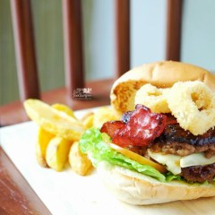 [NEW SPOT] All Day Cafe and Study Lounge at Cafetaria Tanjung Duren