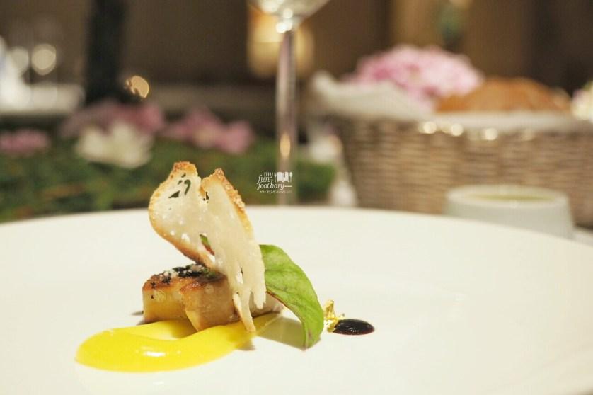 Escalope Foie Gras at Lyon Restaurant by Myfunfoodiary