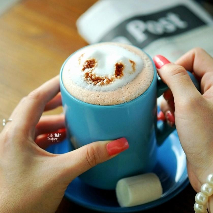Hot Chocolate at Brown Bag Kemang by Myfunfoodiary 01