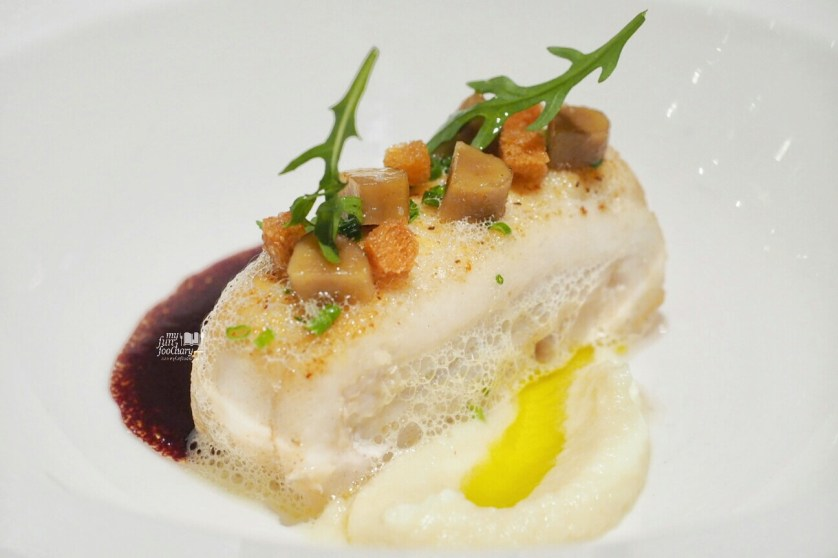 Sole Fillet Au Naturel at Lyon Restaurant by Myfunfoodiary