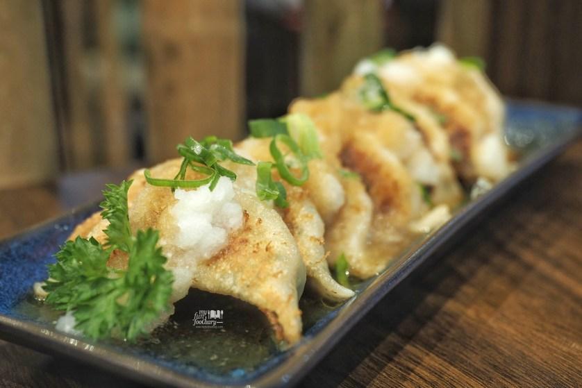 Chicken Gyoza at Hakata Men-Oh Aeon Mall by Myfunfoodiary