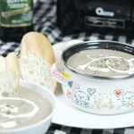 [NEW RECIPE] Creamy Mushroom Soup with Oxone Power Blender