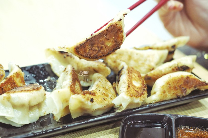 Gyoza Toyofuku at The Food Culture AEON Mall by Myfunfoodiary