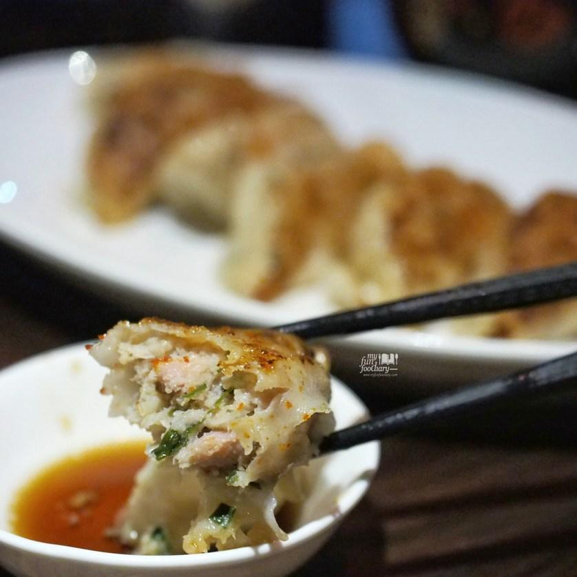 Yaki Gyoza at Tontoki Restaurant MidPlaza by Myfunfoodiary