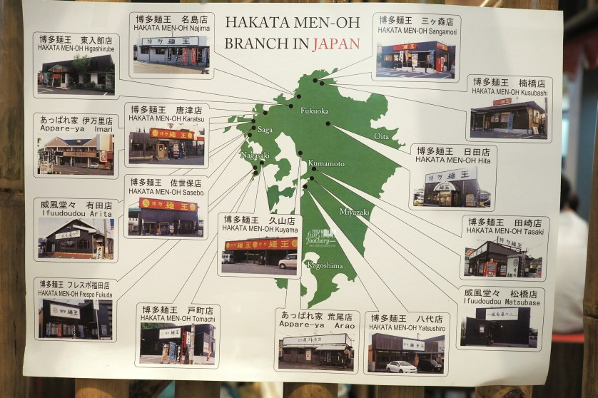 History of Ramen Hakata Men-Oh by Myfunfoodiary