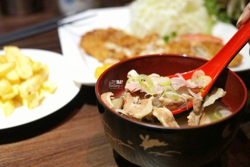Pork Soup at Tontoki Restaurant MidPlaza by Myfunfoodiary