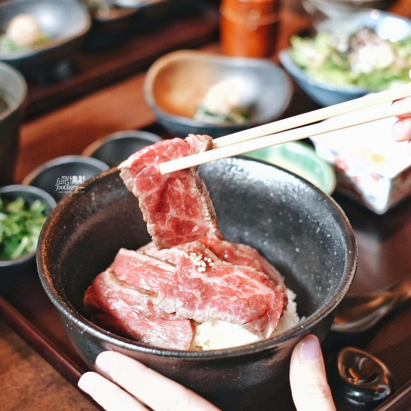A5 Rank Wagyu Beef at Matsurokuya by Myfunfoodiary