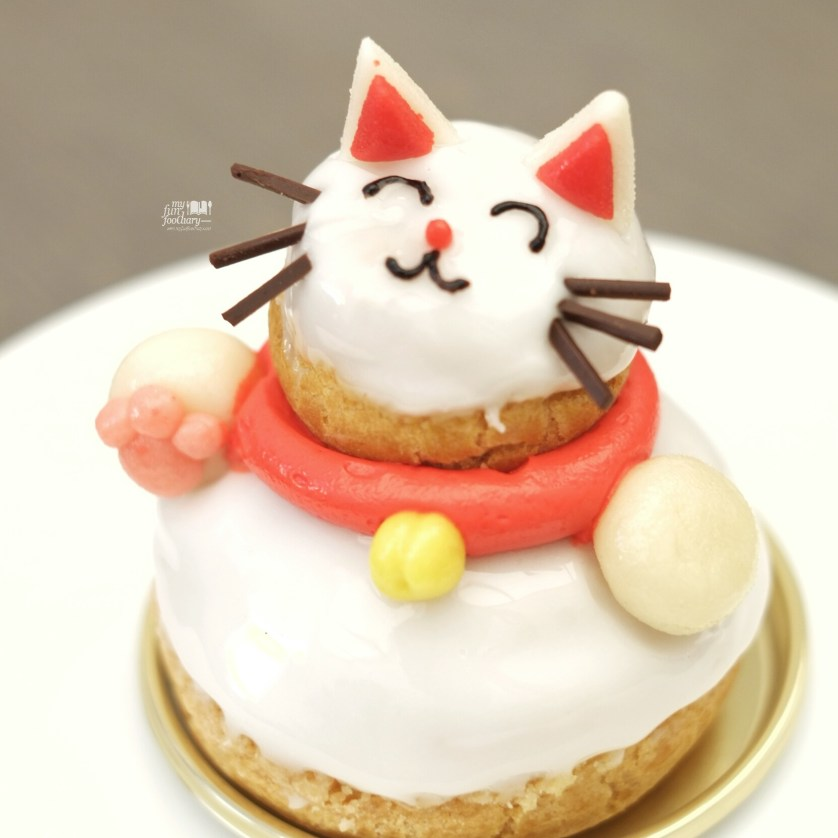 Maneki Neko Yuzu Vanilla at DAB Tokyo by Myfunfoodiary