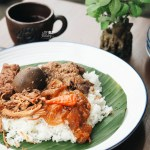 [NEW POST] Traditional Indonesian Gudeg at Gudeg Ningrat, Alam Sutera