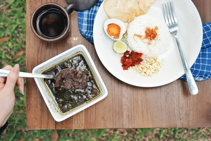 Rawon Daging  at Gudeg Ningrat by Myfunfoodiary