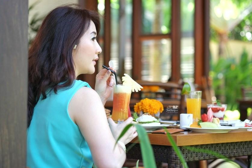 Slurping Juices - De Daun Resto at Villa De Daun Bali by Myfunfoodiary
