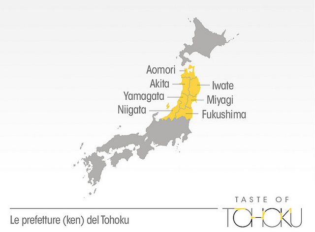 Where is Tohoku