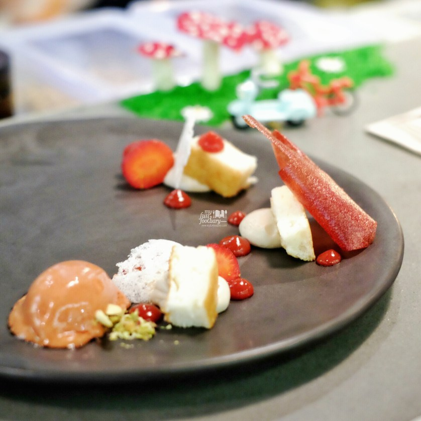 All About Strawberry - Dessert Omakase by Kim at Nomz - by Myfunfoodiary 03