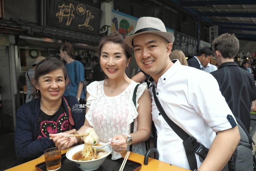 Enjoying Ramen for brunch at Tsukiji Market by Myfunfoodiary