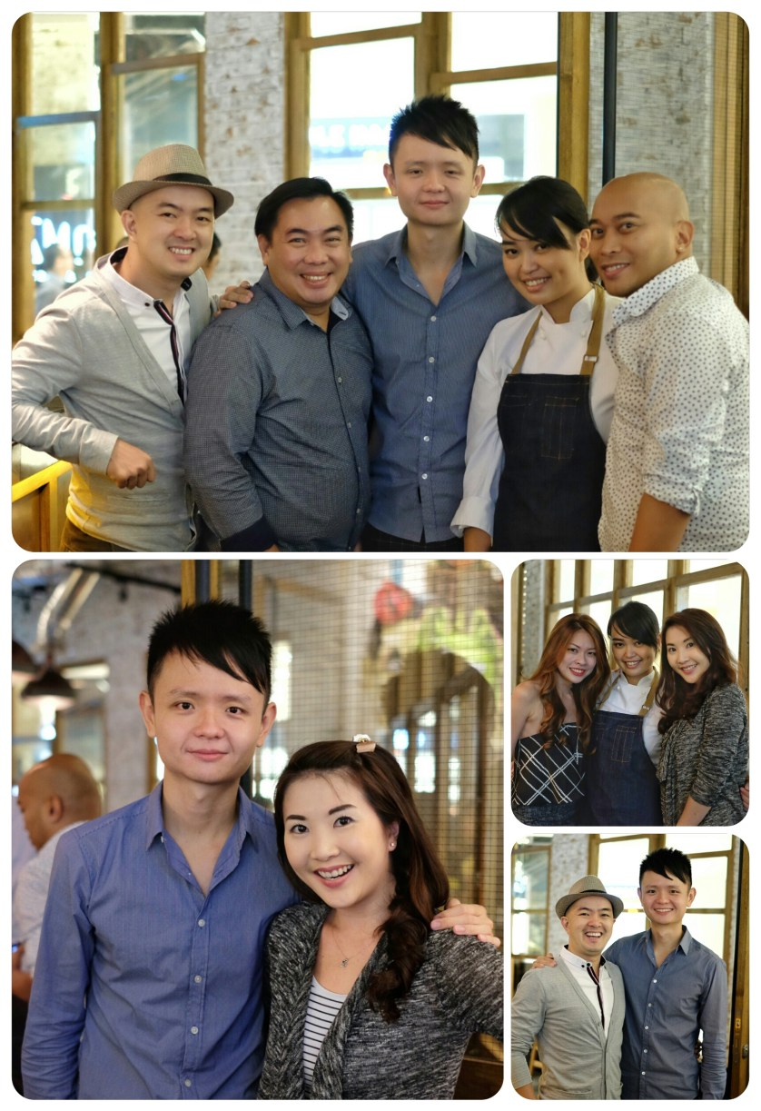 Good Times at Nomz with Brad Lau and Kim Pangestu and other guests - by Myfunfoodiary