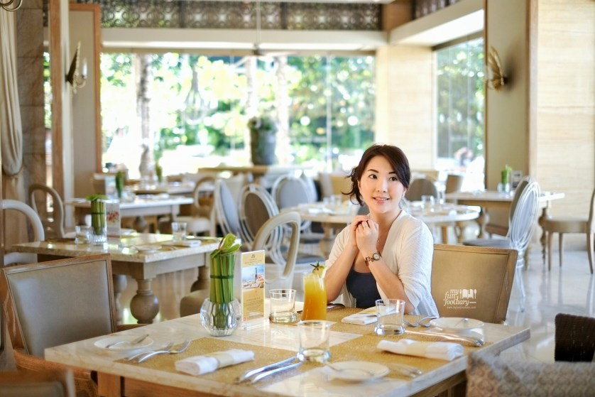 Mullie and her quality time at The Mulia Bali by Myfunfoodiary