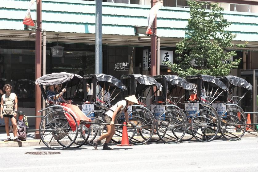 Rickshaw Experience at Asakusa Tokyo by Myfunfoodiary