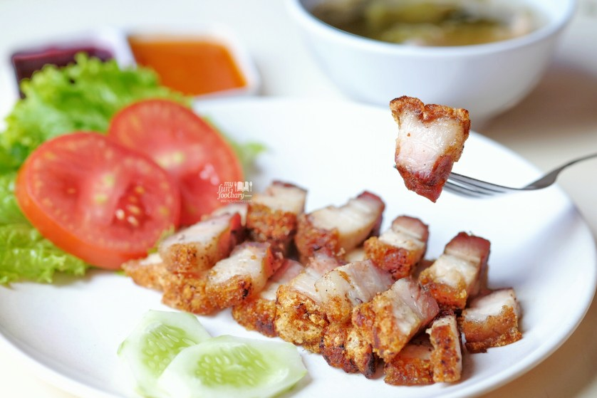 Siobak or Samcan (Roast Pork) - IDR 40K