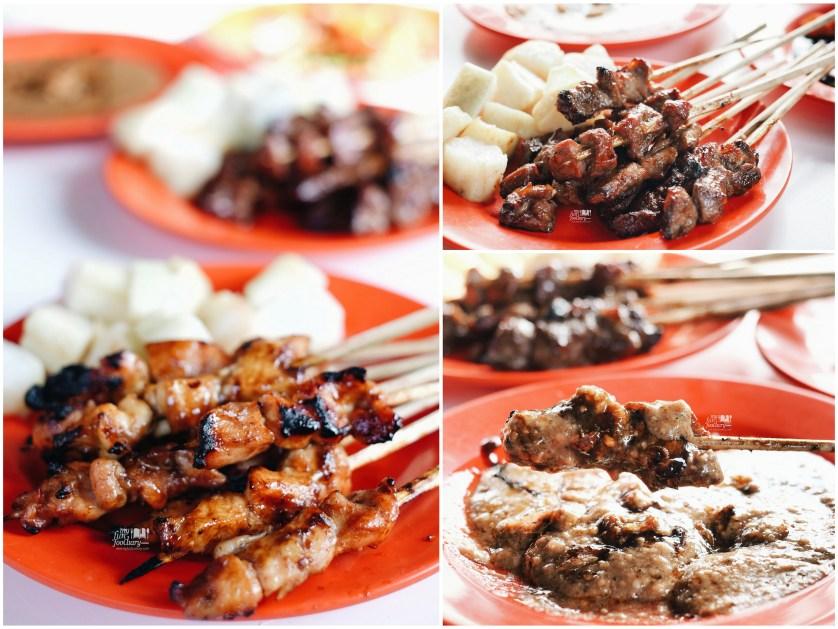 Sate Ayam dan Sate Kambing Daging at Warung Sate Shinta by Myfunfoodiary