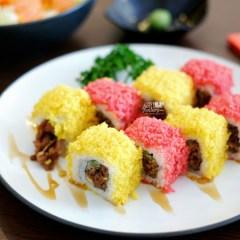 [NEW POST] All You Can Eat Sushi at Sushi Naru Fushion Sushi and Ramen, Gading Serpong