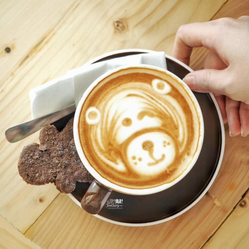 Hot Cappuccino - IDR 26K