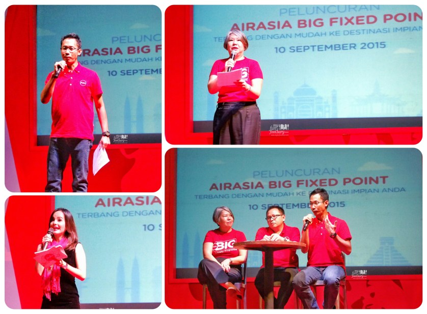 Speakers from AirAsia CEO at Level II AirAsia Event Big Fixed Point by Myfunfoodiary