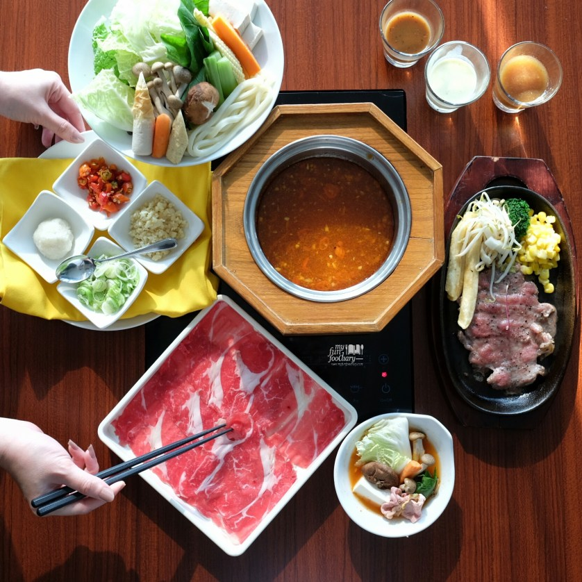 Deluxe Package Shabu-Shabu Kobeshi at PIM Street Gallery by Myfunfoodiary 01