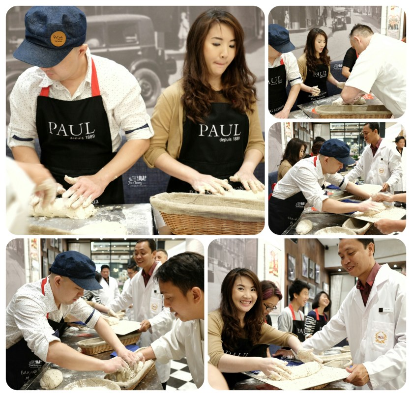 Fun Session Baking Class at Paul Indonesia by Myfunfoodiary