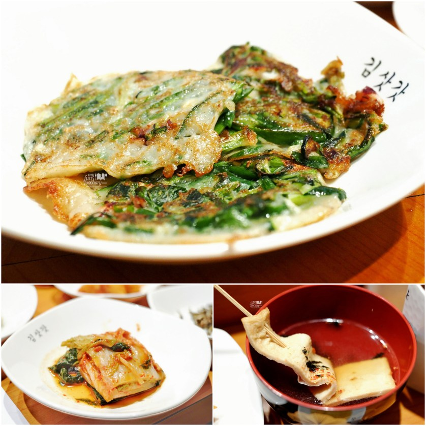 Korean Appetizers at Kim Sat Gat by Myfunfoodiary
