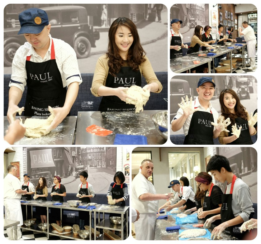 Step by Step Baking Class at Paul Indonesia by Myfunfoodiary