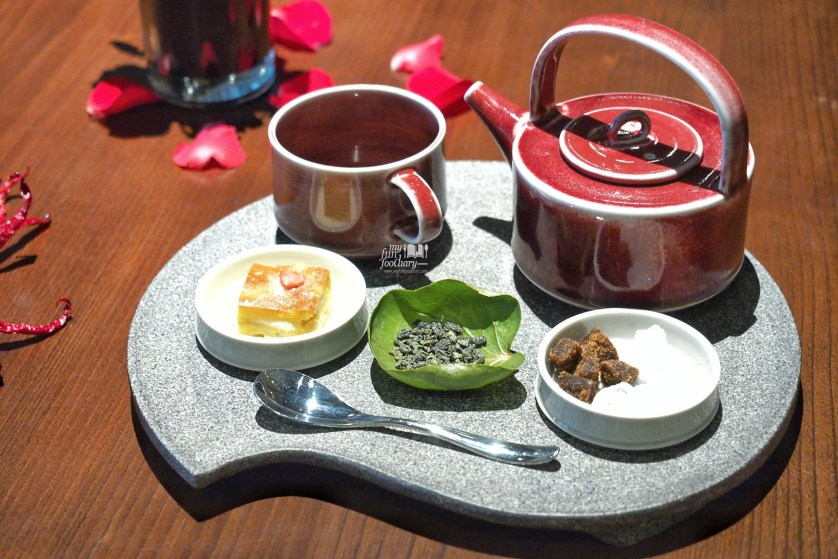 Tea Set Green Tea at 1945 Restaurant by Myfunfoodiary