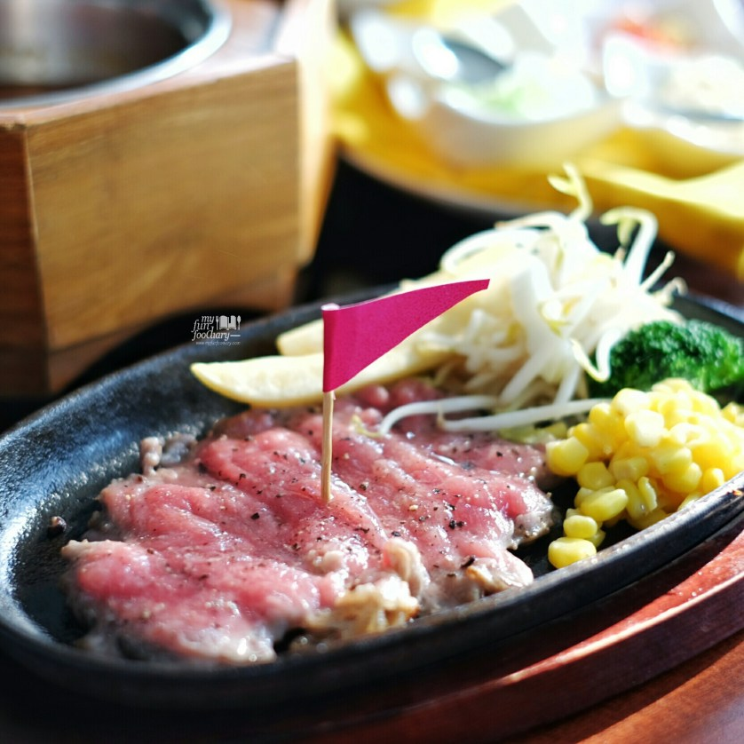 Wagyu Steak at Kobeshi Shabu-Shabu at PIM Street Gallery by Myfunfoodiary