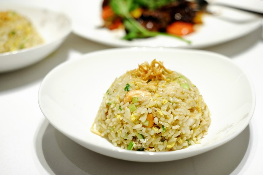 Yang Zhou Fried Rice at Xin Hwa